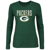 Majestic Green Bay Packers Added Advantage Tee