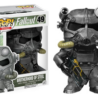 Pop! Games - Fallout - Brotherhood of Steel 49 Vinyl Figure (New)