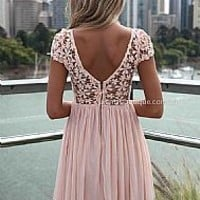 PRE ORDER - SPLENDED ANGEL DRESS (Expected delivery 28th February, 2014) , DRESSES, TOPS, BOTTOMS, JACKETS & JUMPERS, ACCESSORIES, 50% OFF SALE, PRE ORDER, NEW ARRIVALS, PLAYSUIT, COLOUR, GIFT VOUCHER,,Pink,LACE,SHORT SLEEVE,MINI Australia, Queensland, Bri
