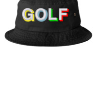 golf 5 colors Bucket Hat - Bucket Hat