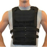 Adjustable Weight Exercise Vest
