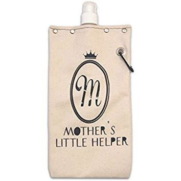 Mother's Little Helper - Canvas Canteen 750ml
