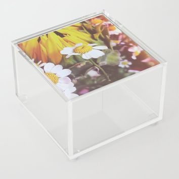 Sweet Memories Acrylic Box by duckyb