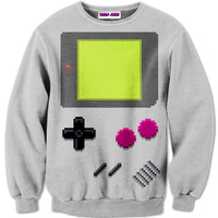 GAMEBOY SWEATER