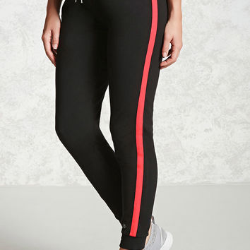 Active Contrast Stripe Joggers