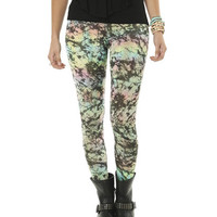 Rainbow Legging | Shop Just Arrived at Wet Seal