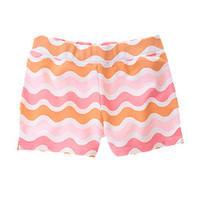 French Terry Wave Shorts
