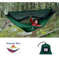 Amazon.com: Hammock Bliss No-See-Um No More - The Ultimate Bug Free Hammock: Sports & Outdoors