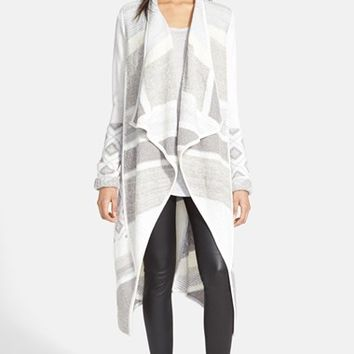 Women's Vince Graphic Texture Cardigan,