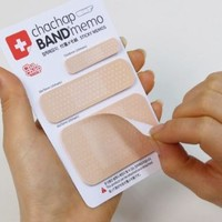 LSW Set of 120 Bandage Band-Aid Sticky Notes