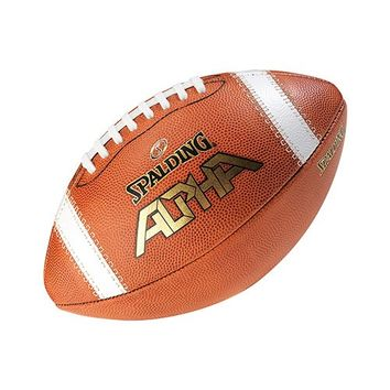 Spalding Alpha Leather Football-Official