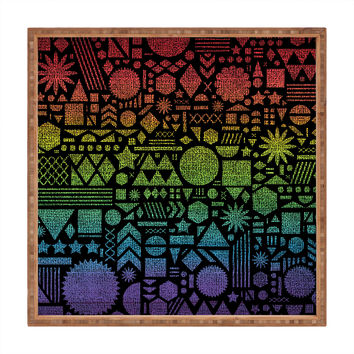 Nick Nelson Modern Elements With Spectrum Square Tray