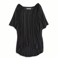 AEO Women's Open Shoulder T-shirt