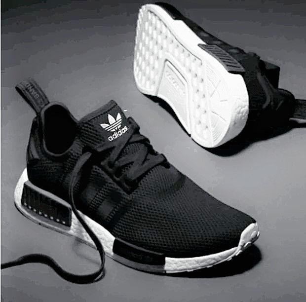 adidas shoes nmd women's black 634043