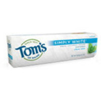 Tom's of Maine Toothpastes Sweet Mint Gel Simply White 4.7 oz.