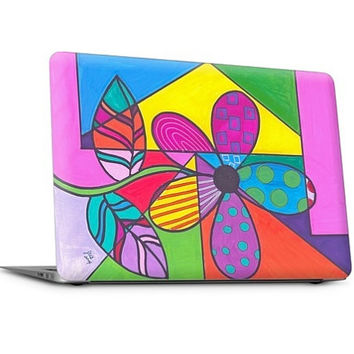 Color Soul! Vinyl Skin Decal for Macbook Air & Mac Pro - Trendy One of a Kind Gift for Girls and Women