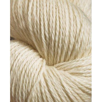 Jagger Spun Undyed Natural Yarn 2.25lb Cone - Heather - Edelweiss