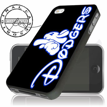 dodgers for iPhone 4 5 5c 6 Plus Case, Samsung Galaxy S3 S4 S5 Note 3 4 Case, iPod 4 5 Case, HtC One M7 M8 and Nexus Case