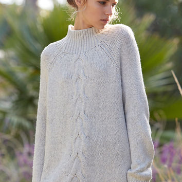LA Hearts Chunky Space Dye Pullover Sweater at PacSun.com