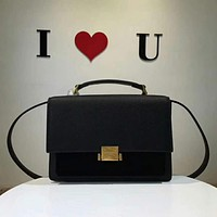 YSL Women Fashion Leather Satchel Shoulder Bag Handbag Crossbody