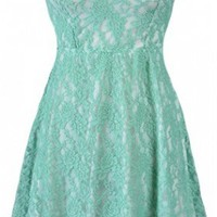 The Mint Milan Cut Out Dress - 29 N Under