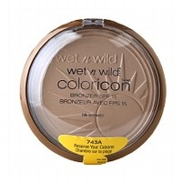 Wet n Wild Color Icon Collection Bronzer SPF 15 Reserve Your Cabana | Walgreens