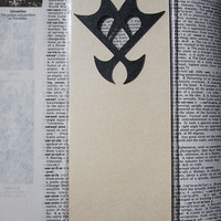 Kingdom Hearts Unversed - Custom Cut Bookmark