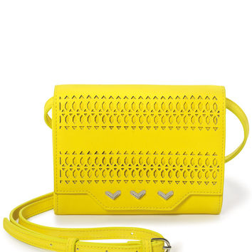 Nolita Small Crossbody - Electric Yellow
