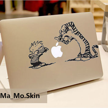 pull a faceMacbook Decals Macbook Stickers Mac by MaMoLIMITED
