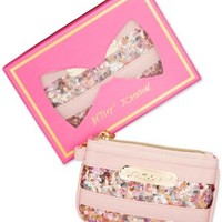 Betsey Johnson Macy's Exclusive Boxed Sequin Coin Purse | macys.com