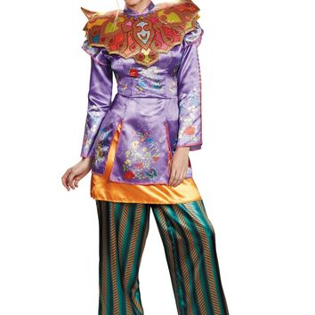 Women's Deluxe Asian Alice Costume, Disney's Through the Looking Glass