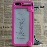 Magnetic Drawing Case For iPhone 4 / 4S / 5 from StarStream