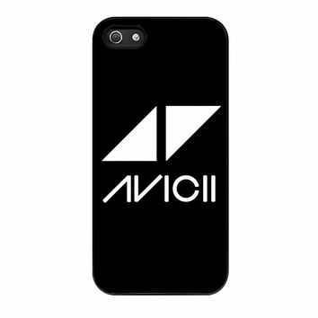 Avicii Wake Me Up Tatto White Logo iPhone 5s Case