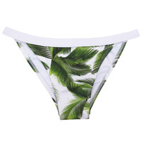 Cantik Swimwear Nevada Bottom in Palms