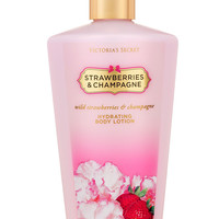 Strawberries & Champagne Hydrating Body Lotion