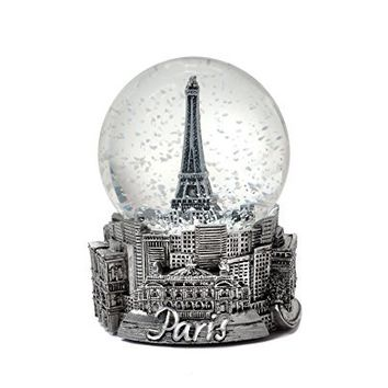 Paris Mini Snow Globe 45mm