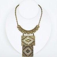 Tribal Necklace- $28