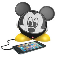 Mickey Mouse Classic Rechargeable Character Speaker (DY-M66)
