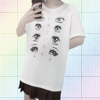 Never Again Kawaii T-Shirt from ☯ harajuku alien ☯