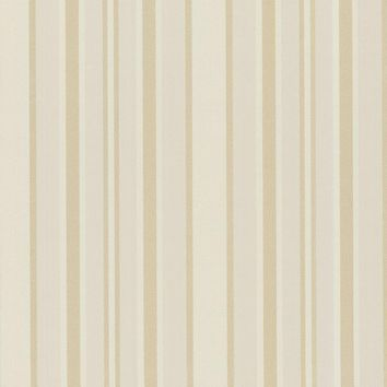 Brewster Wallpaper 484-68054 Apollo Gold Tweed Stripe