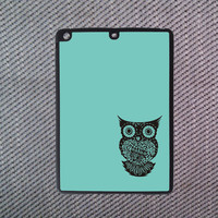 Cute Owl iPad 3 Case,iPad Air Case,iPad Mini Case,iPad Mini 2 Case,iPad 2 Case,iPad 4 Case,Google Nexus 7 Case,Kindle Fire HD Case,plastic.
