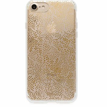 Clear Champagne iPhone 7 Clear Case by RIFLE PAPER Co. | Imported