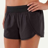 run: breeze by short | women's shorts | lululemon athletica