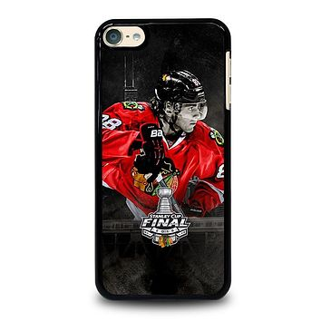 BLACKHAWKS HOCKEY CHICAGO CAPTAIN MORGAN iPod 4 5 6 Case
