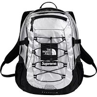 SUPREME THE NORTH FACE Unisex Team Hustle backpack
