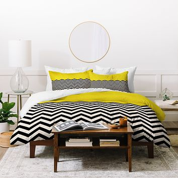 Bianca Green Follow The Sun Duvet Cover