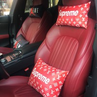Supreme Cars Cartoons Neck-protected Cushion [429893713956]