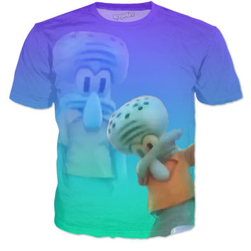 Squidward Dab