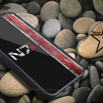 N7 mass effect iPhone Case, iPhone 4/4S, 5/5S, 5c, Samsung S3, S4 Case, Hard Plastic and Rubber Case By Dsign Star 08