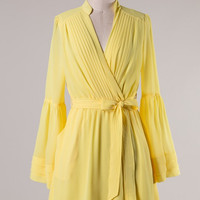 Perfection Dress - Yellow